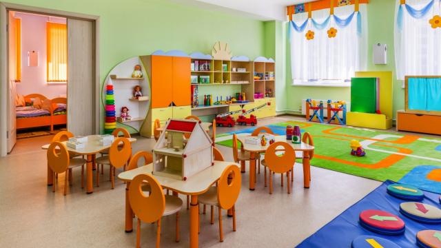 crèche - préscolaire - maternelle