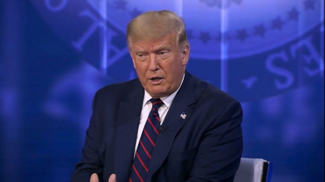Donald Trump - Interview ABC - Pennsylvanie