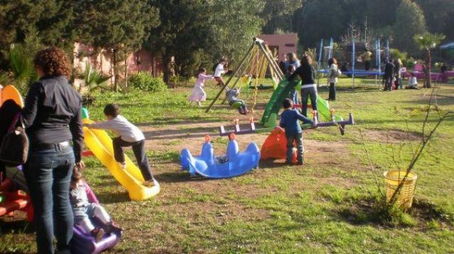 Parc de loisirs