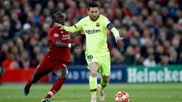 Mané et Messi
