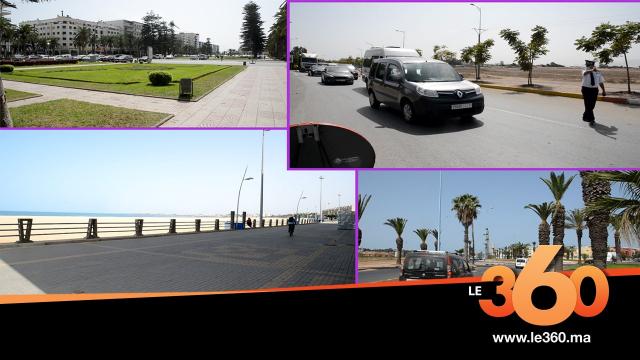 cover vidéo :Le360.ma • هذه أجواء عودة الحجر الصحي بالمحمدية