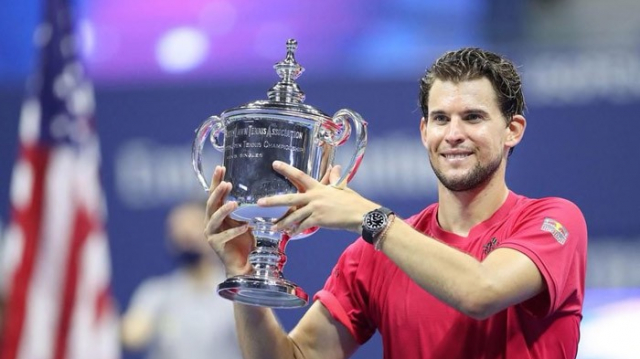 Dominic Thiem remporte l'US Open