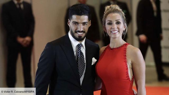 Suarez et son épouse