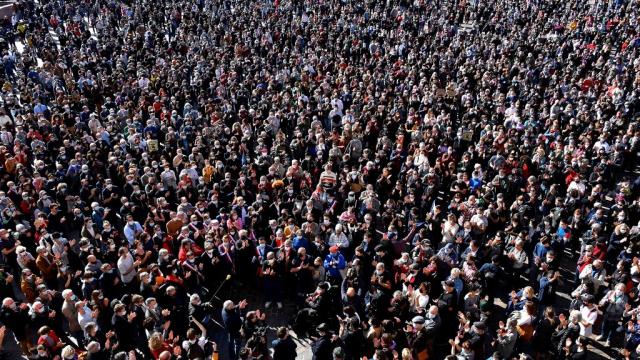Rassemblement Toulouse - Samuel Paty
