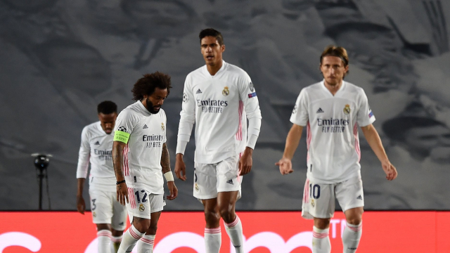 Real Madrid déception
