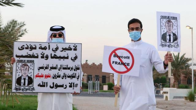 Boycott des produits français au Koweït