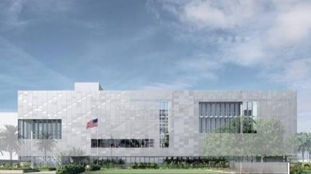 Consulat général des Etats-Unis