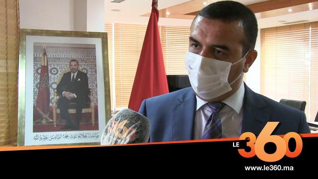 Cover Vidéo . حوار خاص مع محمد امكراز حول التغطية الصحية والبلوكاج المتعلق بصندوق الضمان الاجتماعي