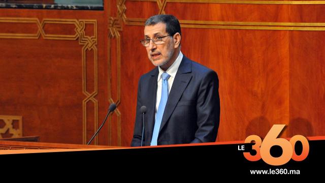 Cover Vidéo . El Othmani promets de clore le débat sur le quotient électoral