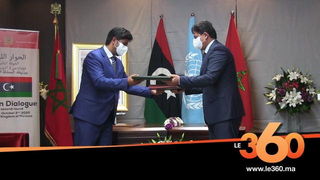Cover_Vidéo: الحوار الييبي الثاني ينتهي بالاتفاق على المادة 15 من معاهدة الصخيرات