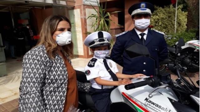 Dans la peau d'une policière 4