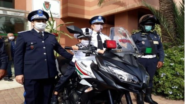 Dans la peau d'une policière 3