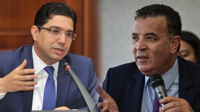 Nasser Bourita et Chakib Alj