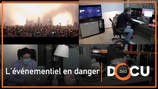 cover: Docu360: La sinistrose de l'événementiel