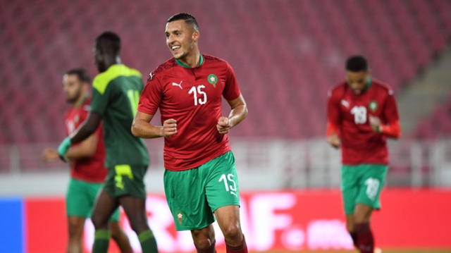 Maroc Vs Sénégal