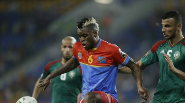 Maroc-RDC