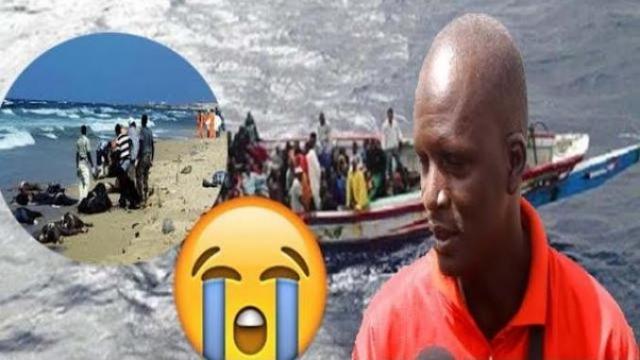 Naufrage de migrants au Sénégal