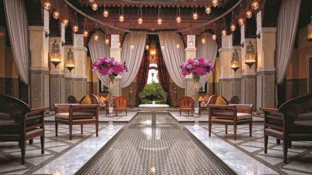 Le Royal Mansour Marrakech sacré meilleur hôtel d'Afrique en 2020.