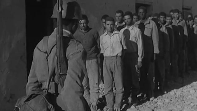 Prisonniers algériens