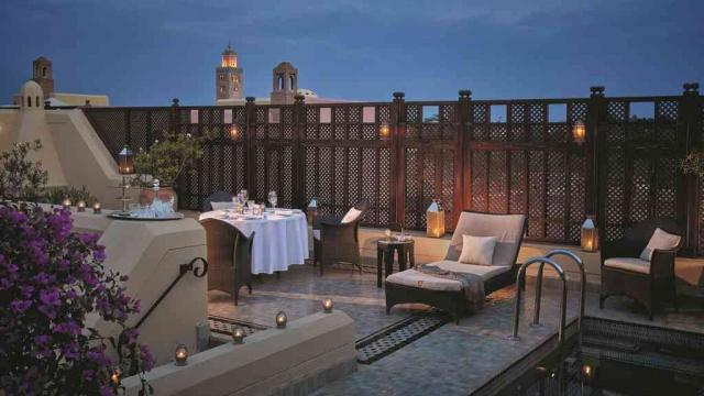 Le Royal Mansour Marrakech sacré meilleur hôtel d'Afrique en 2020. 7