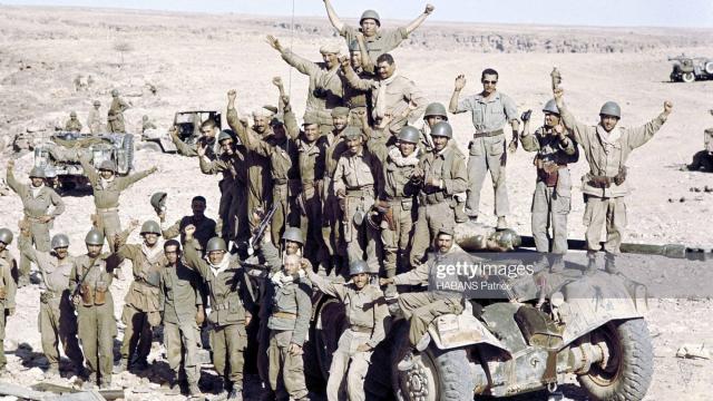 Soldats FAR victoire