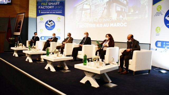 «Fez Smart Factory» 1