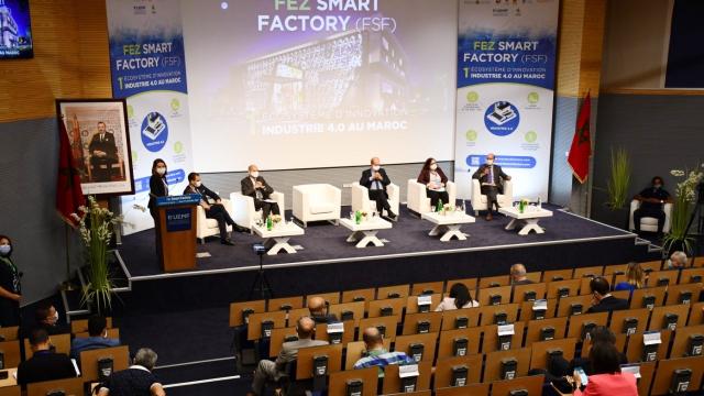 «Fez Smart Factory» 2