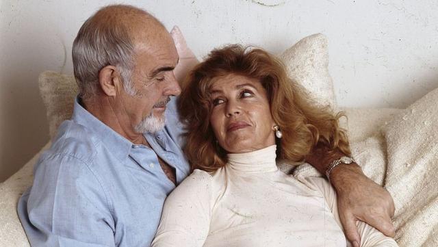 Sean Connery et Micheline Roquebrune 2