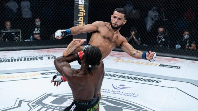 Jaafar Alaoui MMA