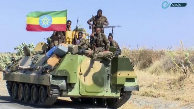 armée ethiopienne