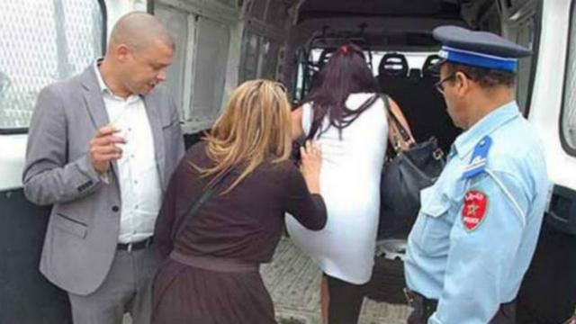 Arrestation prostituées