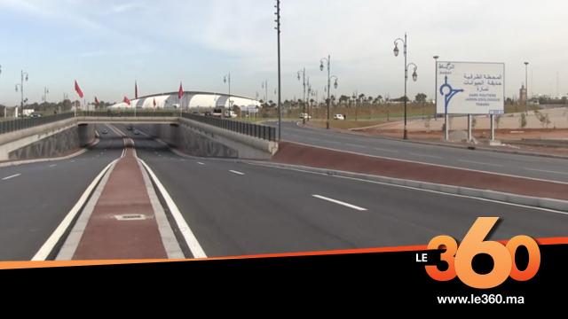 Cover_Vidéo: مدخل مدينة الرباط من الواجهة الجنوبية في حلة جديدة