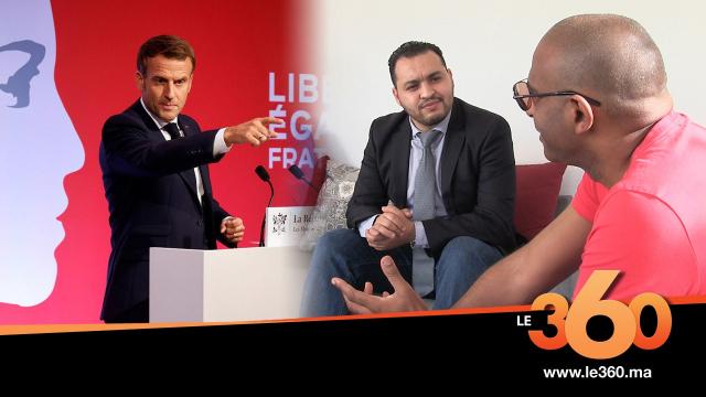 Cover Vidéo - Voici pourquoi le parti de Macron veut garder sa place auprès des Français du Maroc