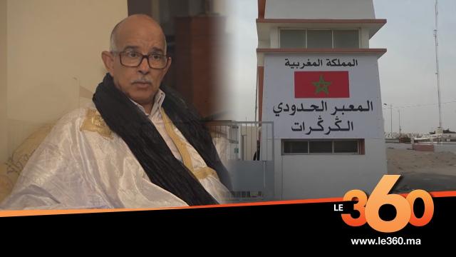 Cover Vidéo - الشيخ بيد الله يفسر الأسباب التي دفعت الجزائر لصنع مشكل الكركرات