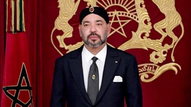 Le roi Mohammed VI