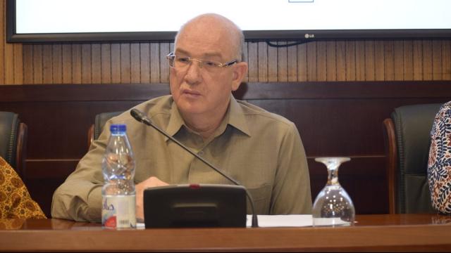 Smaïl Chergui