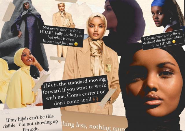 Halima Aden posts instagram