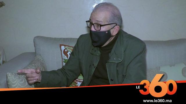 """Cover Vidéo - Sahara: l'épisode """"El Guerguerat"""" vu par Hassan Benaddi"""