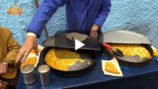 Cover Vidéo - كالينطي وجبة طنجاوة المفضلة في العشية