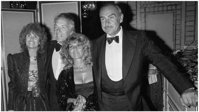 Sean Connery et Micheline Roquebrune 4