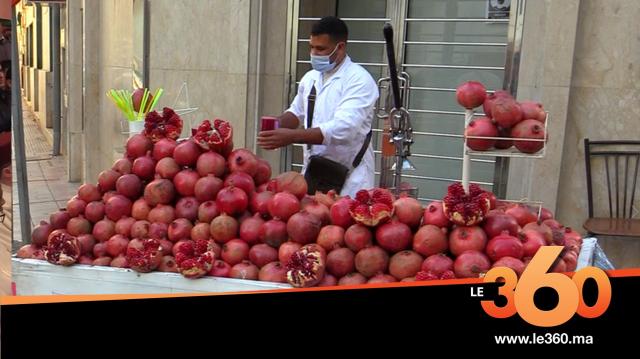 cover: عصير الرمان يكتسح شوارع طنجة وطبيبة تكشف فوائده