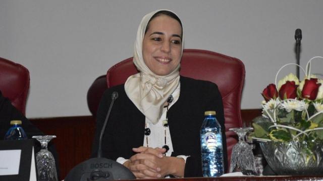 L'enseignante-chercheure en intelligence artificielle (IA), Hajar Mousannif