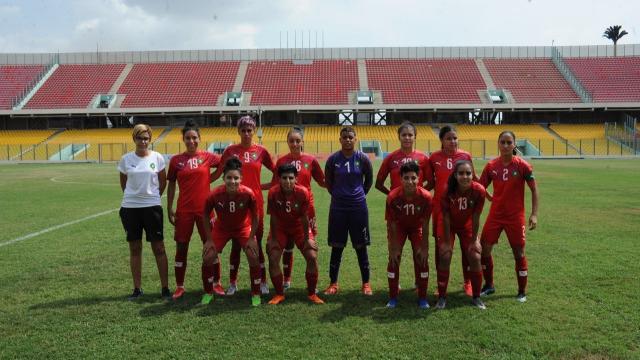 Les Lionnes de l'Atlas U20