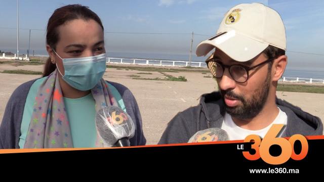 Cover Vidéo - أين يمارس الكازاويون الرياضة في ظل إغلاق الصالات الرياضية؟