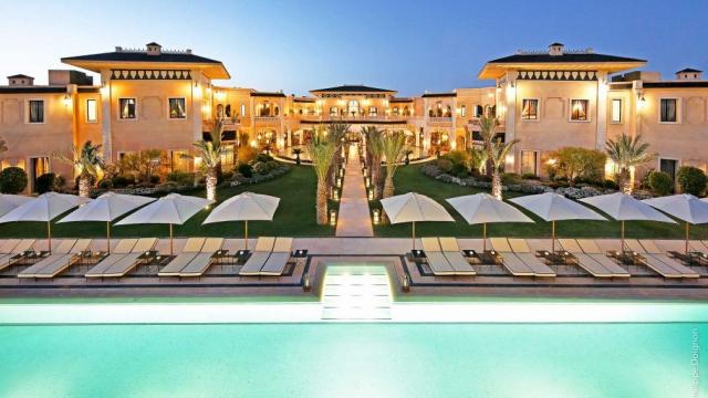 Palais Ronsard à Marrakech