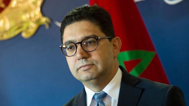 Nasser Bourita - Ministre des Affaires étrangères, de la coopération africaine et des MRE - Maroc - Diplomatie -