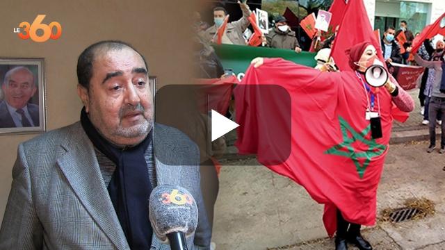 Vidéo - El Guergarat: Driss Lachgar dénonce les provocations de l'Algérie en recevant une délégation USFPiste installée en Espagne