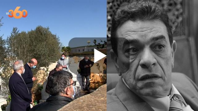 Cover_Vidéo: حشود كبيرة تحضر مراسم دفن محمد الوافا