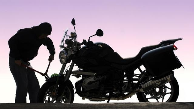 Vol de moto