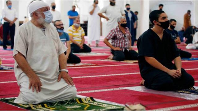 Prière Algérie